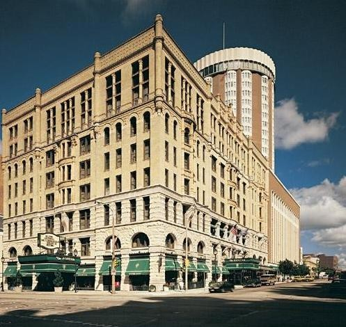 The Pfister - Reception Sites, Hotels/Accommodations - 424 E Wisconsin Ave, Milwaukee, WI, 53202, US