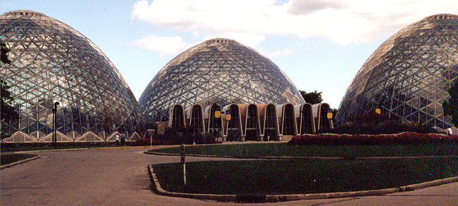 Domes - Mitchell Park - Attractions/Entertainment - 524 S Layton Blvd, Milwaukee, WI, United States