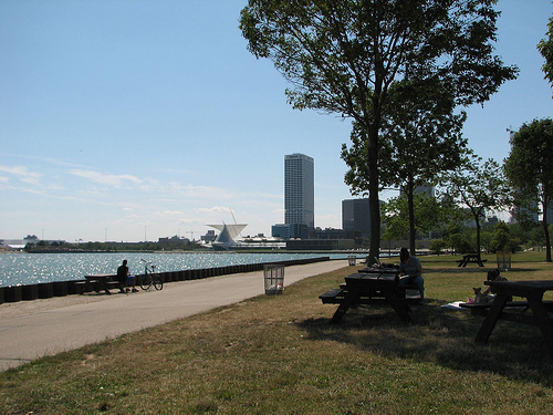 Lakefront Park - Attractions/Entertainment, Parks/Recreation - Veterans Park, Milwaukee, WI, Milwaukee, Wisconsin, US