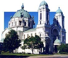 Our Lady Of Victory Basilica - Attractions/Entertainment, Ceremony Sites - 767 Ridge Rd, Buffalo, NY, 14218