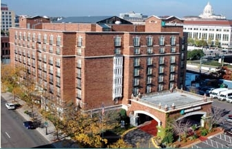 Embassy Suites Hotel - Reception Sites, Hotels/Accommodations - 175 E 10th St, St Paul, MN, 55101, US