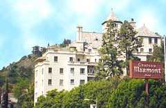 Bar At Chateau Marmont - Hotel - Hollywood - 8221 W Sunset Blvd, Los Angeles, CA, 90046