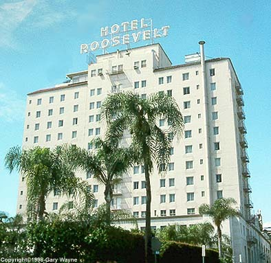 Hollywood Roosevelt Hotel - Hotels/Accommodations, Attractions/Entertainment - 6925 Hollywood Blvd, Los Angeles, CA, United States