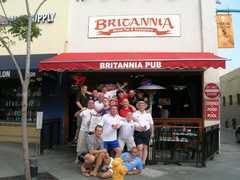 Britannia Pub - Bar - 318 Santa Monica Blvd, Santa Monica, CA, USA