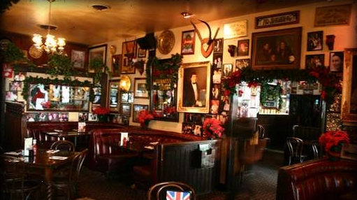 Ye Olde King's Head - Bars/Nightife, Restaurants, Attractions/Entertainment - 116 Santa Monica Boulevard, Santa Monica, CA, United States