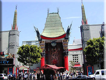 Grauman's Chinese Theatre - Attractions/Entertainment - 6925 Hollywood Blvd, Los Angeles, CA, United States