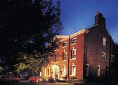Etrop Grange Hotel Wedding In August in Manchester, England