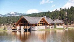 The Evergreen Lake House - Reception Sites - 29614 Upper Bear Creek Rd, Evergreen, CO, 80439