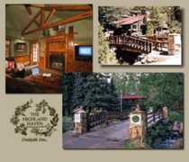 Highland Haven Creekside Inn - Hotel - 4395 Independence Trail, Evergreen, CO, 80439, US