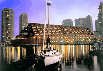 Boston Marriott Long Wharf - Reception Sites, Hotels/Accommodations, Rehearsal Lunch/Dinner - 296 State Street, Boston, MA, United States