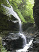 Watkins Glen State Park and Gorge - Attraction - Watkins Glen State Park, Watkins Glen, New York, United States