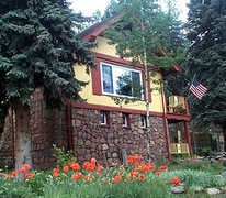 Alpen Way Chalet Bed and Breakfast - Hotel - 4980 Hwy 73, Evergreen, CO, 80439, US