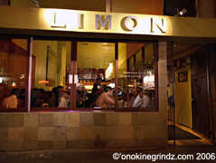 Limon Restaurant - Good Food - 524 Valencia Street, San Francisco, CA, United States