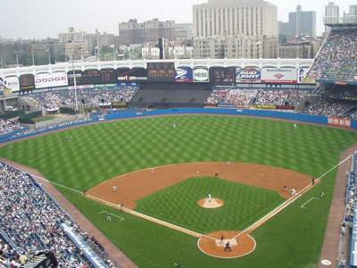 Yankees Stadium - Attractions/Entertainment - 1 E 161st and River Ave, Bronx, NY, United States