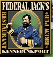 Federal Jack's Bar & Restaurant - Attractions/Entertainment, Restaurants - 8 Western Ave, Kennebunk, ME, 04043