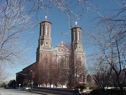 Shrine Of St. Joseph - Ceremony Sites - 1220 North 11th St, St. Louis, MO, 63106, US