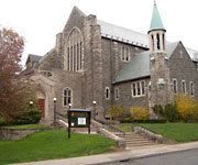 Grace Church On-the-hill - Ceremony Sites - 300 Lonsdale Road, Toronto, Ontario
