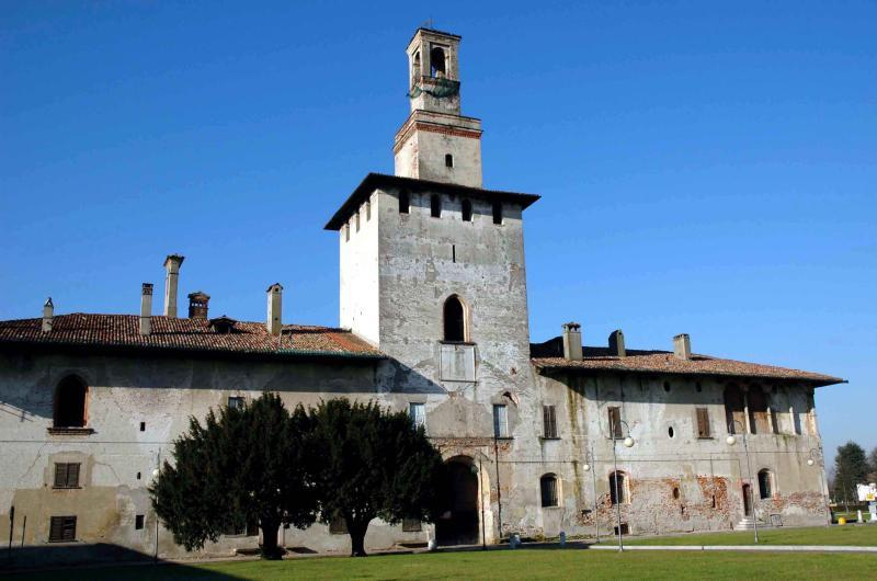 Castello Di Cusago - Attractions/Entertainment - Piazza Soncino, Cusago, Milano, 20090, Italy