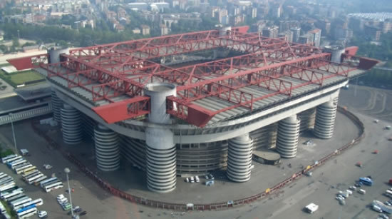 Stadio San Siro - Attractions/Entertainment - Piazza Axum, Milano, Italy