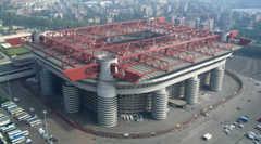 Stadio San Siro - Attrazioni - Piazza Axum, Milano, Italy