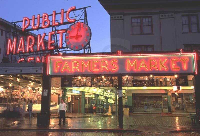 Pike Place Market And The Waterfront - Attractions/Entertainment - 1501 Pike Pl # 510, Seattle, WA, United States