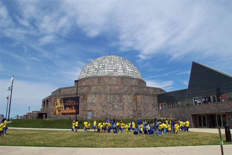 Adler Planetarium - Photo Sites, Ceremony Sites, Reception Sites, Attractions/Entertainment - 1300 S Lake Shore Dr, Chicago, IL, USA