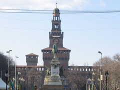 Castello Sforzesco - Attrazioni - Piazza Castello, Milano, 20100, Italy