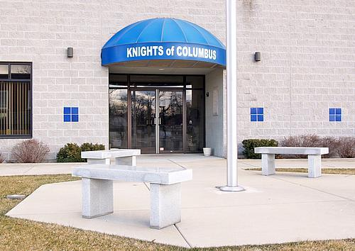Reception: Knights Of Columbus Banquet Hall - Reception Sites - 114 West 1st Street, Mishawaka, IN, United States