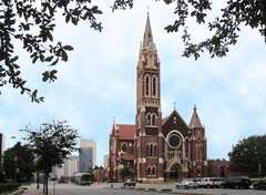 Cathedral Guadalupe Church - Ceremony - 2215 Ross Ave, Dallas, TX, 75201