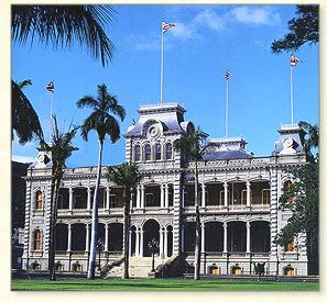 Iolani Palace - Attractions/Entertainment - Iolani Palace, 364 S King St, Honolulu, HI