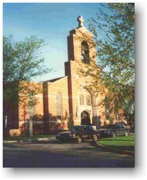 St. Lawrence Catholic Church - Ceremony Sites, Rehearsal Lunch/Dinner - 44633 Utica Rd, Utica, MI, 48317, US