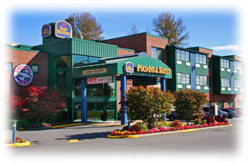 Poco Inn And Suites - Hotels/Accommodations - 1545 Lougheed Highway, Port Coquitlam, BC, Canada