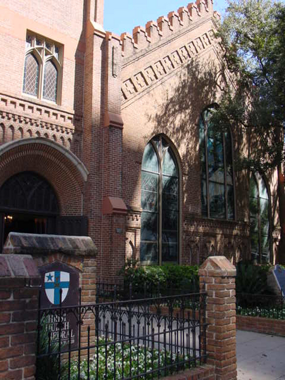 Christ Church Cathedreal - Ceremony Sites - 1117 Texas St, Houston, TX, 77002, US