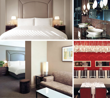 Alden - Hotels/Accommodations, Reception Sites, Ceremony Sites, Restaurants - 1117 Prairie St, Houston, TX, 77002, US