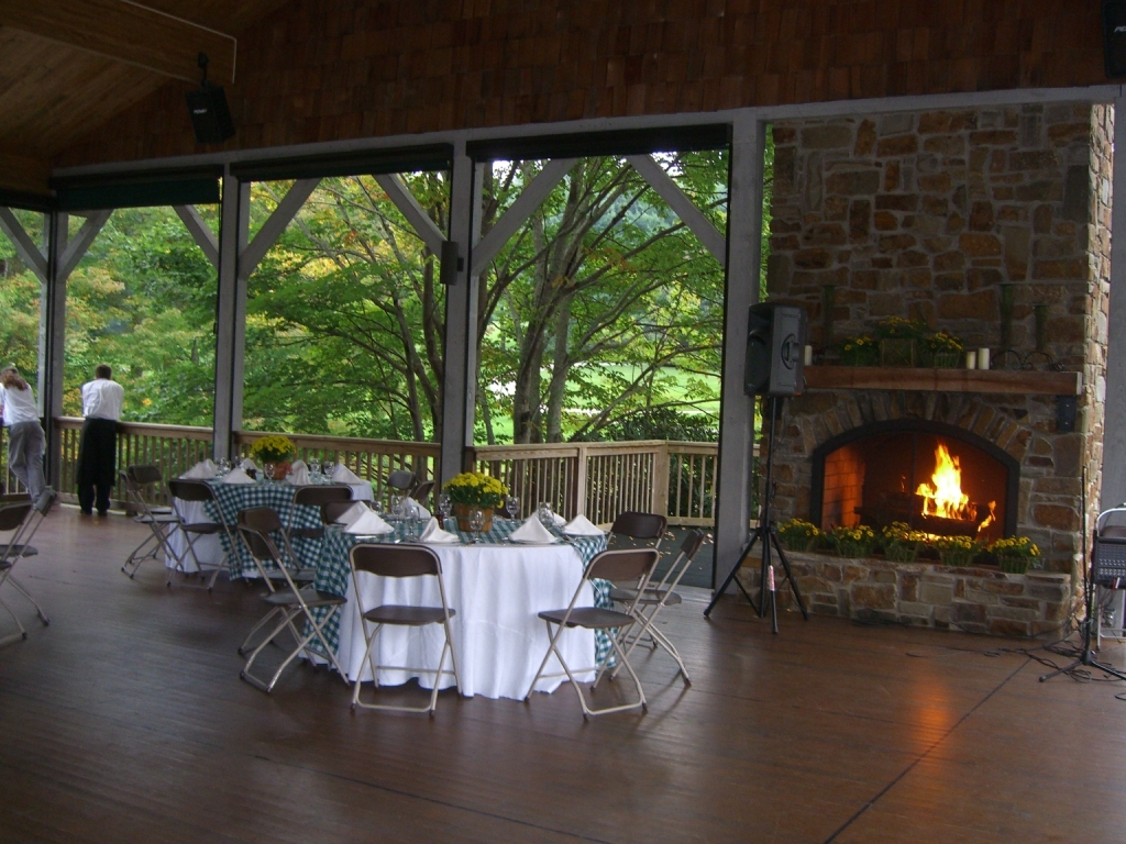 Rehearsal Dinner - Rehearsal Lunch/Dinner - 1000 Country Club Dr, Blowing Rock, NC, 28605, US