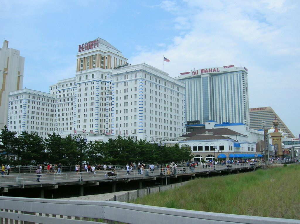 Atlantic City - Attractions/Entertainment - Atlantic City, NJ, Atlantic City, New Jersey, US
