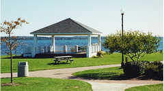 Gazebo at Lakefront Park - Sunday Brunch -
