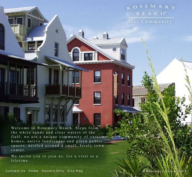 Rosemary Beach - Hotels/Accommodations, Attractions/Entertainment - 16A South Barrett Square, Rosemary Beach, FL, United States