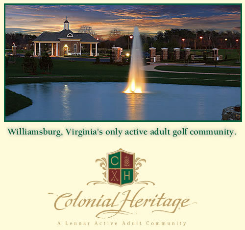 Colonial Heritage Club House - Ceremony Sites - Arthur Hills Dr, Williamsburg, VA, 23188, US