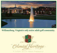 Colonial Heritage Club House - Ceremony - Arthur Hills Dr, Williamsburg, VA, 23188, US