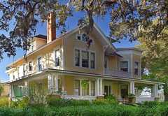 Hoyt House Bed & Breakfast Inn - Hotel - 804 Atlantic Ave, Fernandina Beach, FL, USA