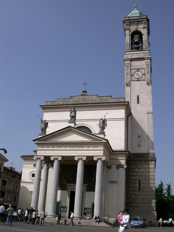 Chiesa San Vittore - Ceremony Sites - Piazza S. Vittore, 1, Rho, MI, 20017, Italy