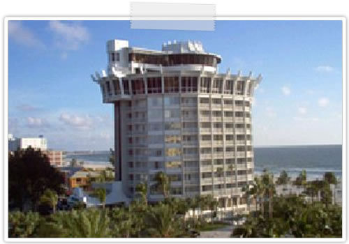 Grand Plaza Hotel And Beach Resort - Ceremony Sites, Reception Sites, Hotels/Accommodations, Ceremony & Reception - 5250 Gulf Blvd, St Pete Beach, FL, 33706-2408, US