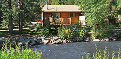 Streamside On Fall River - Hotels/Accommodations - 1260 Fall River Rd, Estes Park, CO, 80517, US