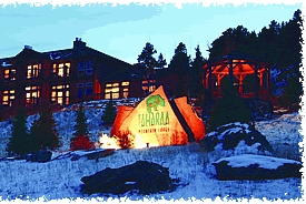 Taharaa Mountain Lodge - Hotels/Accommodations, Ceremony Sites, Reception Sites - 3110 S St Vrain Ave, Estes Park, CO, 80517, US