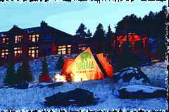 Taharaa Mountain Lodge - Hotel - 3110 S St Vrain Ave, Estes Park, CO, 80517, US