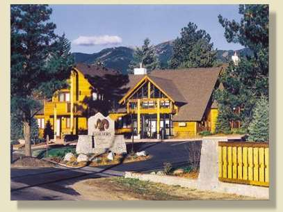 Rams Horn Village Resort - Hotels/Accommodations - 1565 State Hwy 66, Estes Park, CO, USA