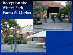 Winter Park Farmers Market - Reception - 200 W New England Ave, Winter Park, FL, 32789, US