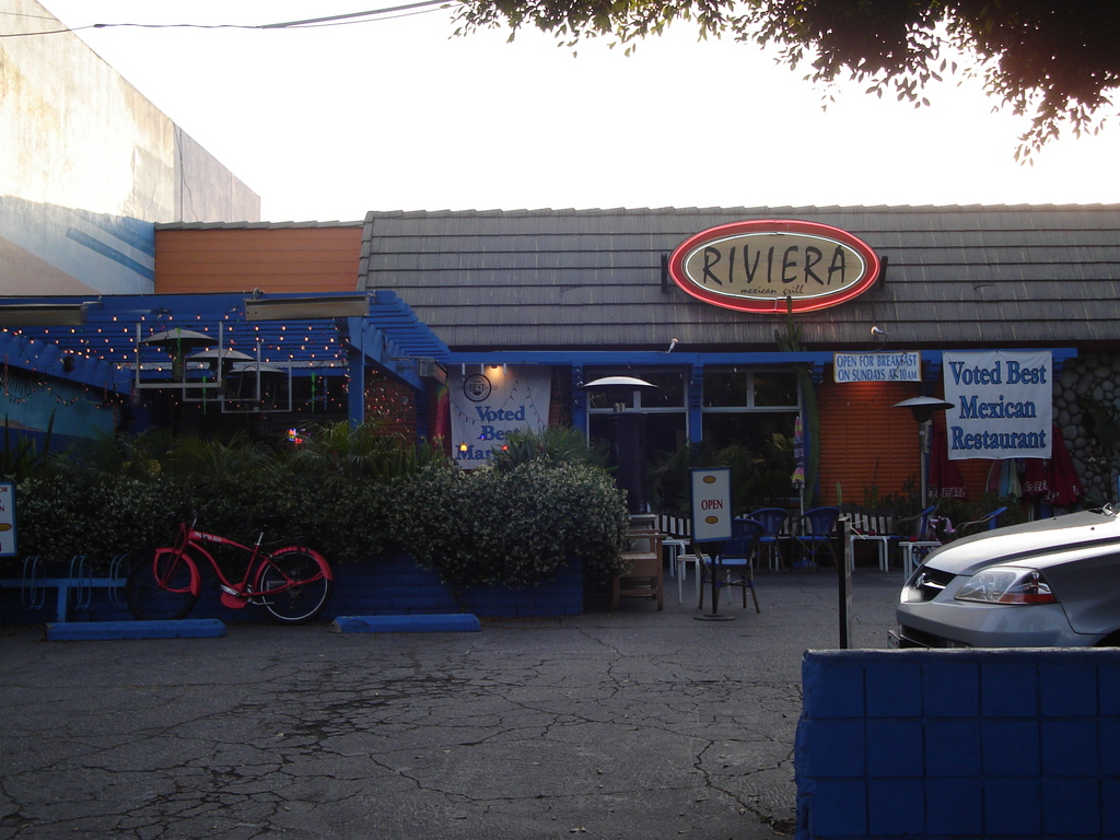 Riviera Mexican Grill - Restaurants, Attractions/Entertainment, Shopping - 1615 S Pacific Coast Hwy, Redondo Beach, CA, 90277