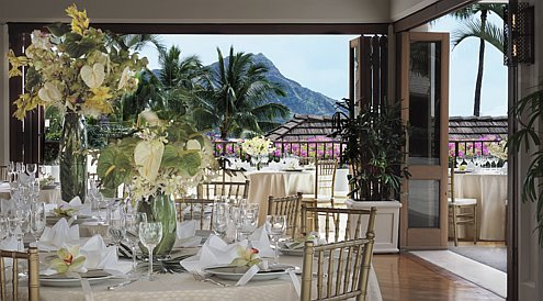 Halekulani - Reception Sites, Ceremony Sites, Hotels/Accommodations, Restaurants - 2199 Kalia Rd, Honolulu, HI, 96815, US